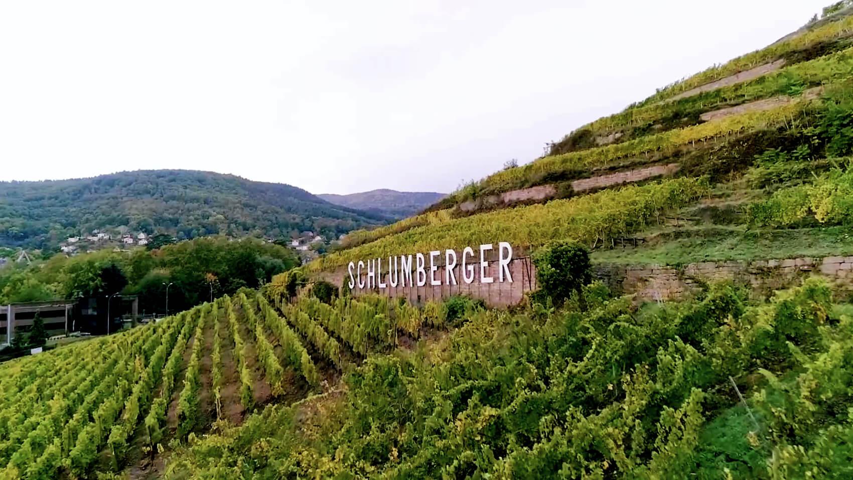 Côteaux des domaines Schlumberger (c)DR