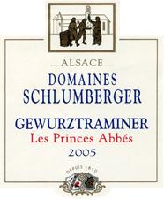 Gewurztraminer Les Princes Abbés 2005