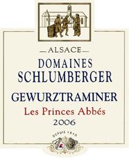 Gewurztraminer Les Princes Abbés 2006