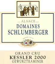 Gewurztraminer Grand Cru Kessler 2000