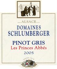 Pinot Gris Prince Abbés 2005