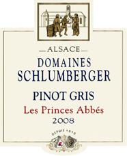 Pinot Gris Prince Abbés