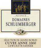 Cuvee Anne Gewurztraminer Selection de Grains Nobles