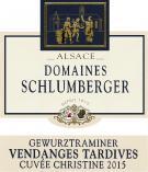 Cuvée Christine Gewurztraminer Vendanges Tardives 2015