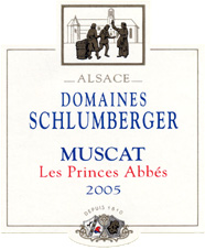 Muscat Les Princes Abbés 2005