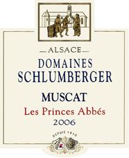 Muscat Les Princes Abbés 2006