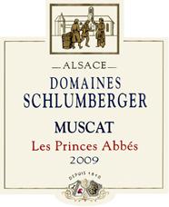 Muscat Les Princes Abbés 2009