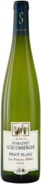 Pinot Blanc Les Princes Abbés 2013