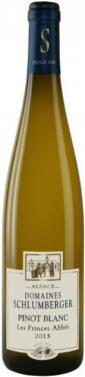 Pinot Blanc Les Princes Abbés 2015