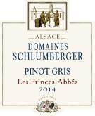 Pinot Gris Les Princes Abbés 2014