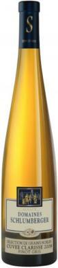 Pinot Gris Cuvée Clarisse Sélection de Grains Nobles 2009
