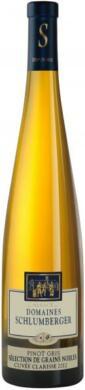 Pinot Gris Cuvée Clarisse Sélection de Grains Nobles 2012