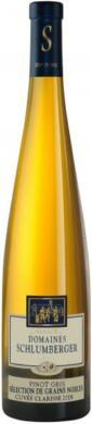Cuvée Clarisse Pinot Gris Sélection de Grains Nobles 2015
