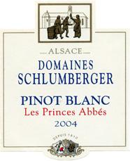 Pinot Blanc Les Princes Abbés