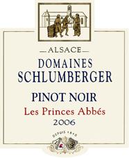 Pinot Noir Les Princes Abbés 2006