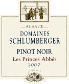 Pinot Noir Les Princes Abbés