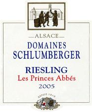 Riesling Les Princes Abbés 2005