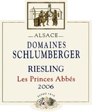 Riesling Les Princes Abbés 2006