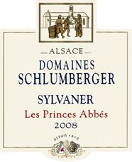 Sylvaner Les princes Abbés 2008