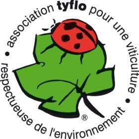 Logo Tyflo Schlumberger vin Alsace