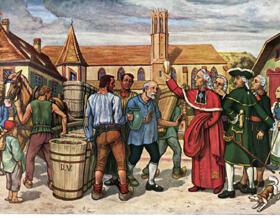 Histoire Princes Abbés Schlumberger Vin Alsace