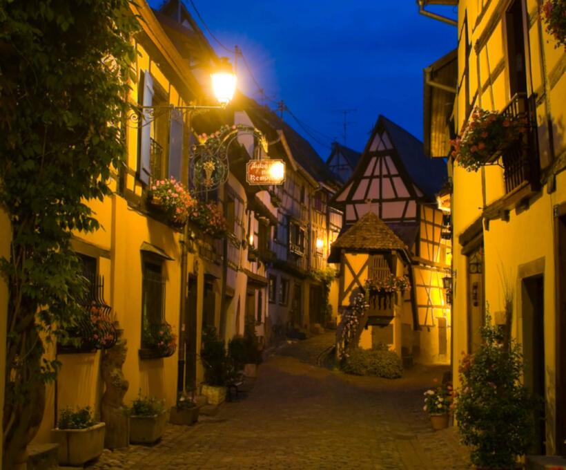 Histoire viticole Eguisheim Schlumberger Vin Alsace