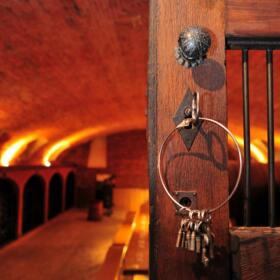 Caveau Visite Aventure Domaines Schlumberger Alsace