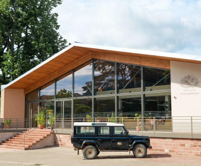 Visite Aventure Domaines Schlumberger Alsace